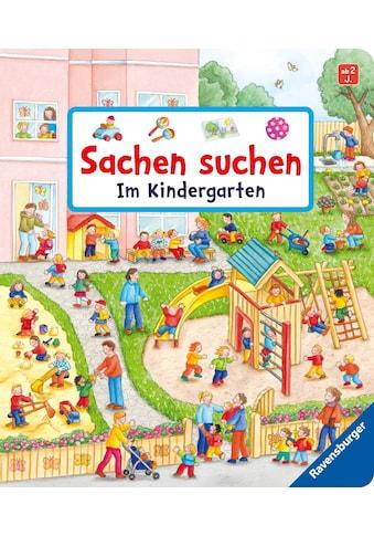 Buch »Sachen suchen: Im Kindergarten / Susanne Gernhäuser, Barbara Jelenkovich« kaufen