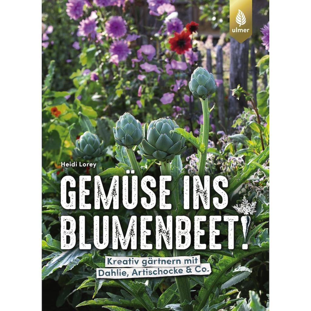 Buch »Gemüse ins Blumenbeet! / Heidi Lorey«