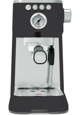 SOLIS OF SWITZERLAND Siebträgermaschine »980.17 Barista Perfetta Plus (Typ 1170) Schwarz« kaufen