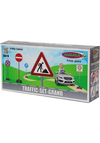 """Jamara Spiel - Verkehrszeichen """"JAMARA KIDS Traffic - Set - Grand B"""" (5 - tlg.) kaufen"""