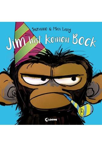 Buch »Jim hat keinen Bock / Suzanne Lang, Loewe Vorlesebücher, Max Lang, Pia Jüngert« kaufen