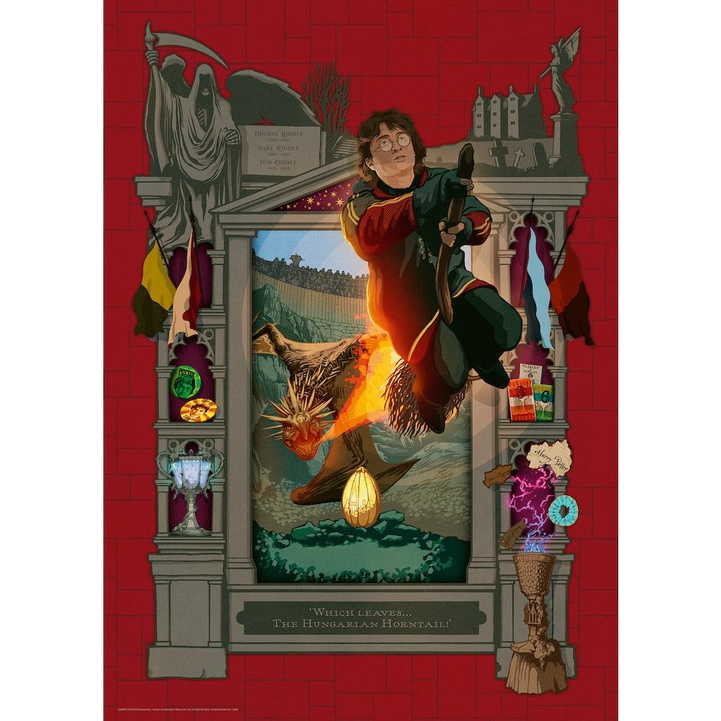 Ravensburger Puzzle »Harry Potter und der Feuerkelch«, Made in Germany, FSC® - schützt Wald - weltweit