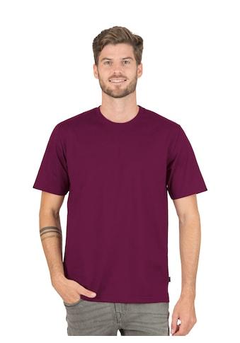 Trigema T-Shirt DELUXE Baumwolle kaufen