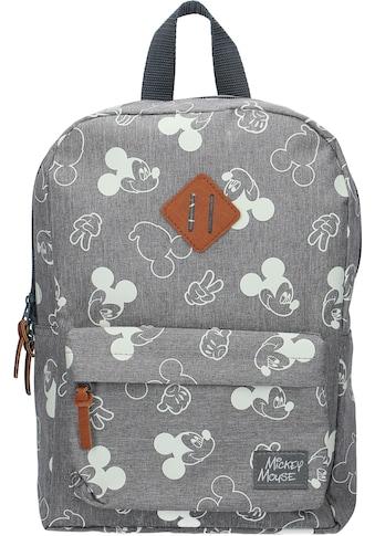 Vadobag Kinderrucksack »Mickey Mouse All Together, grey« kaufen