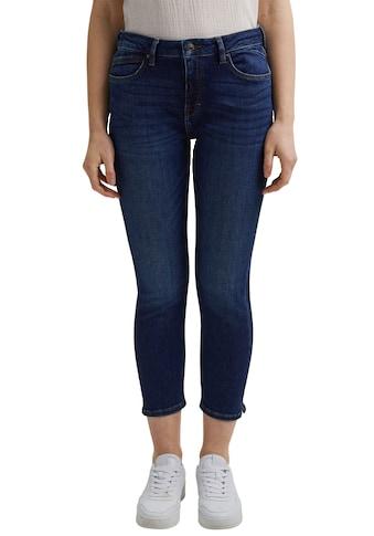 Esprit 7/8-Jeans, mit kleinem Schlitz am Saum kaufen