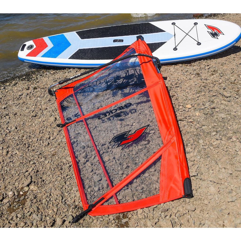F2 Surfsegel »CHECKERS KIDS SAIL«