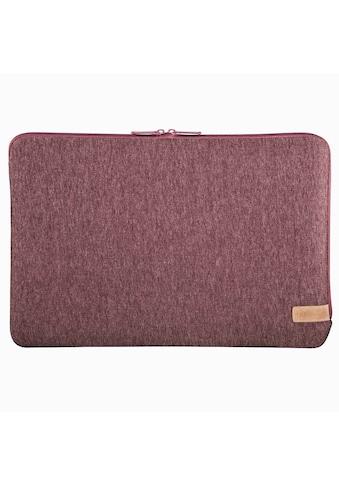 Hama Notebook-Sleeve Jersey, bis 34 cm (13,3), Dunkelrot kaufen