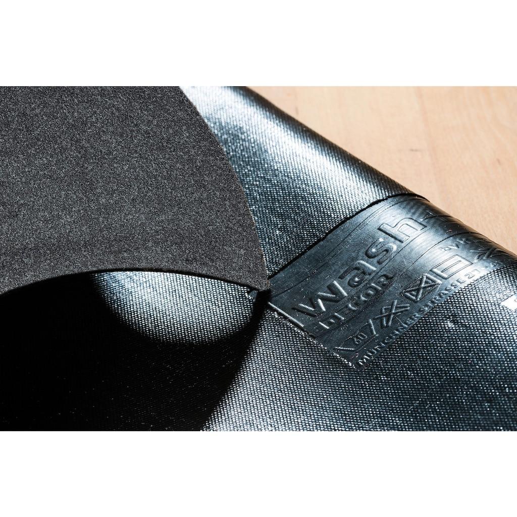 wash+dry by Kleen-Tex Läufer »PURE«, rechteckig, 9 mm Höhe