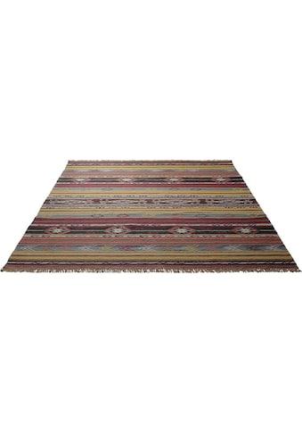 Teppich, »Mahal«, Esprit, rechteckig, Höhe 5 mm, handgewebt kaufen