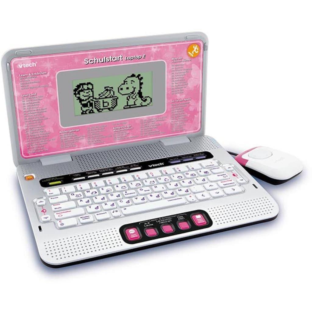 Vtech® Kindercomputer »Schulstart Laptop E - pink«