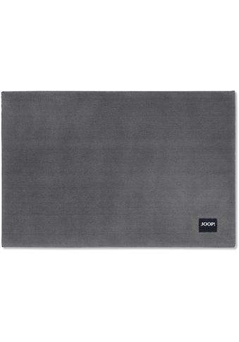 Badematte »Basic«, Joop!, Höhe 20 mm, rutschhemmend beschichtet, fußbodenheizungsgeeignet kaufen