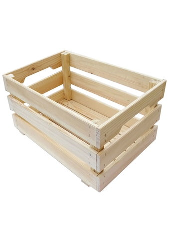 ADOB Holzkiste, (Set) kaufen