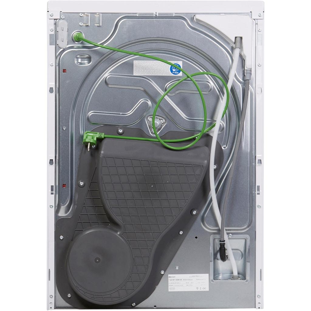 BAUKNECHT Wärmepumpentrockner »T Soft M11 82WK DE«, 8 kg