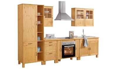 Home affaire Küchen - Set »Alby« (Set, (7 - tlg.)) kaufen
