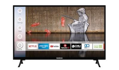 "Techwood LED-Fernseher »H32T52E«, 80 cm/32 "", HD ready, Smart-TV kaufen"