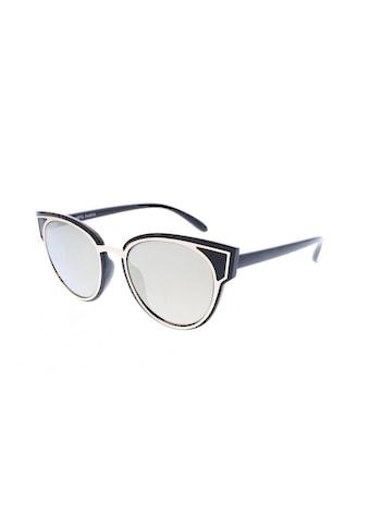 J.Jayz Sonnenbrille, mit goldener Metalleinfassung kaufen