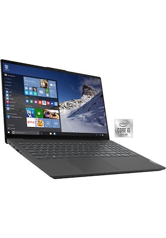 Lenovo ideapad 5 15IIL05 Notebook (35,6 cm / 15,6 Zoll, Intel,Core i5, 512 GB SSD) kaufen