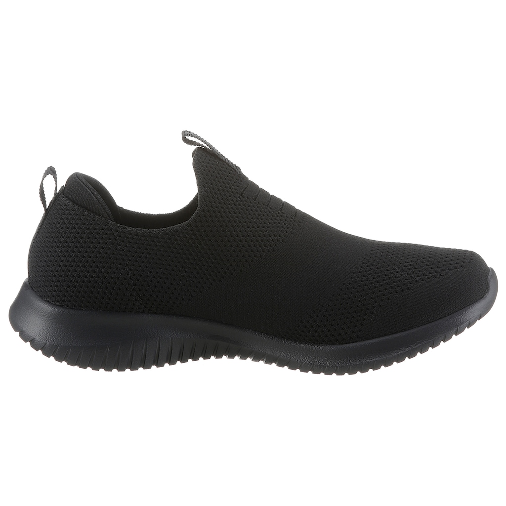 Skechers Slip-On Sneaker »Ultra Flex - First Take«, mit gepolsterter Ferse