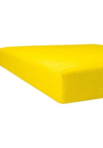 Kneer Massageliegenbezug »Flausch-Frottee«, mit Nasenschlitz kaufen