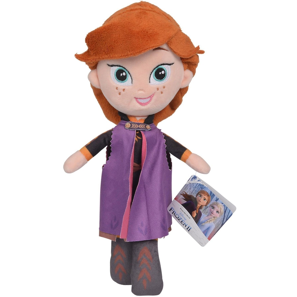 SIMBA Plüschfigur »Disney Frozen 2, Anna, 25 cm«
