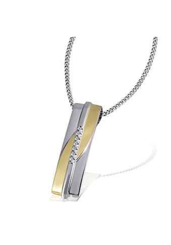 goldmaid Collier, Classiness 925 Sterlingsilber 7 Zirkonia kaufen