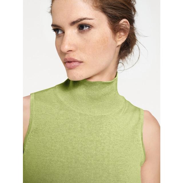 Pullover ärmellos