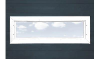 WEKA Fenster BxTxH: 125x5,9x40 cm kaufen