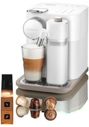 Nespresso Kapselmaschine Distinta Moments,Gran Lattissima EN 650.W – Sunshine White kaufen