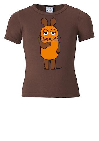 LOGOSHIRT T-Shirt, mit Die Sendung mit der Maus-Print kaufen