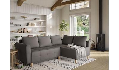 Home affaire Ecksofa »Nordic« kaufen