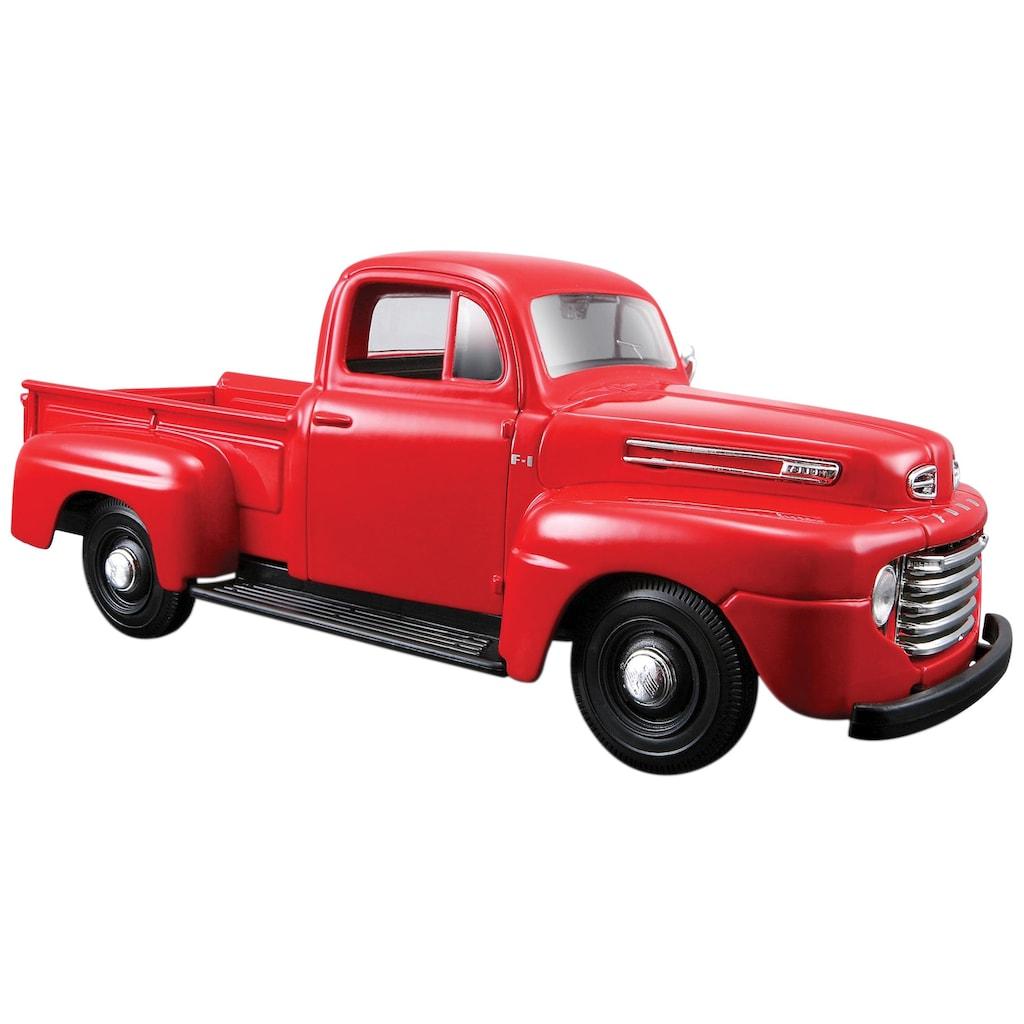 Maisto® Sammlerauto »Ford F1 Pick-Up '48«, 1:24, aus Metallspritzguss
