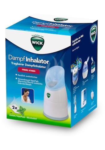 WICK Inhalator »W1300V1«, kompakt und bedienerfreundlich, unterstützt dieser... kaufen