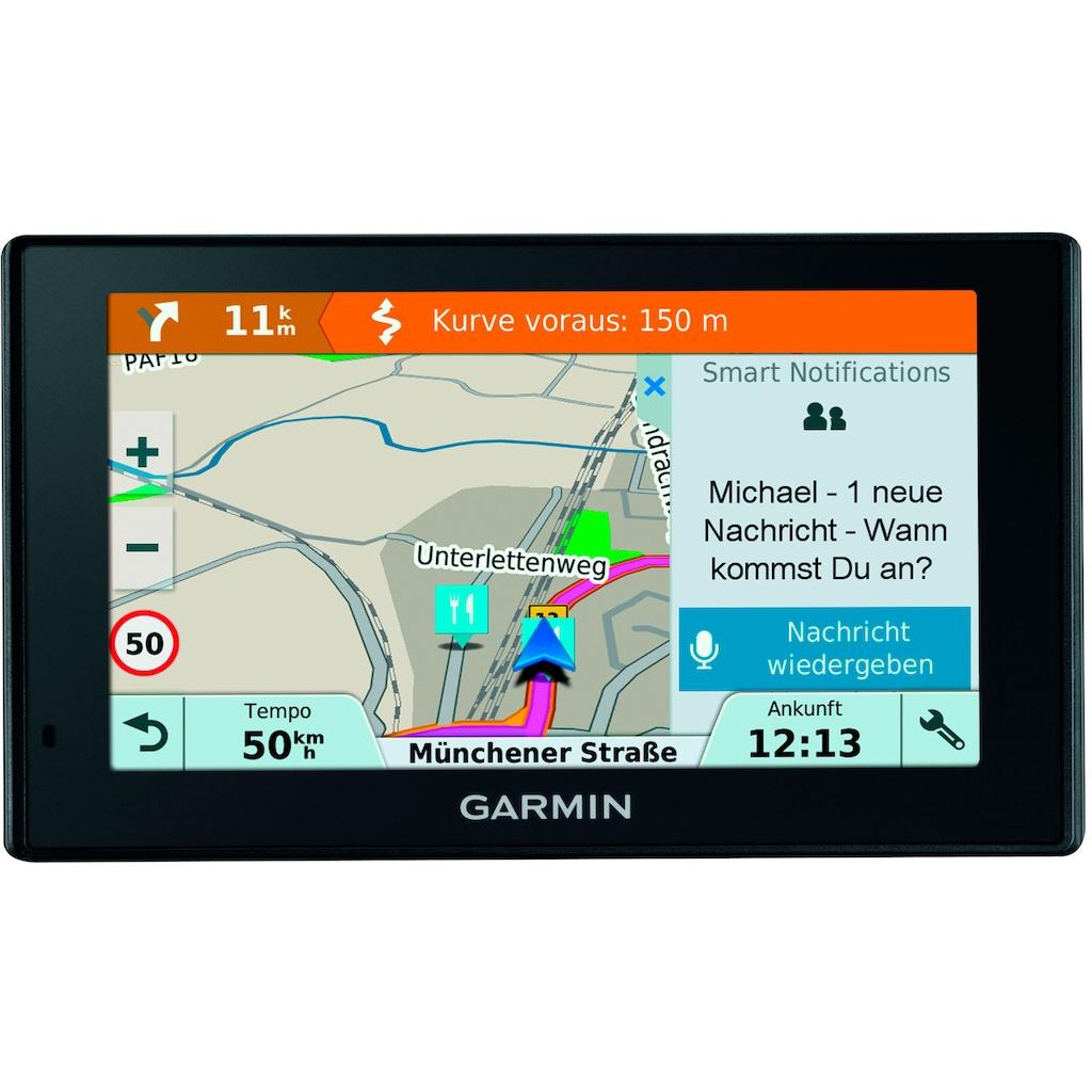 Garmin Navigationsgerät »Garmin DriveSmart™ 5 MT-D, ARD«, (Europa (46 Länder) inklusive lebenslanger Kartenupdates)