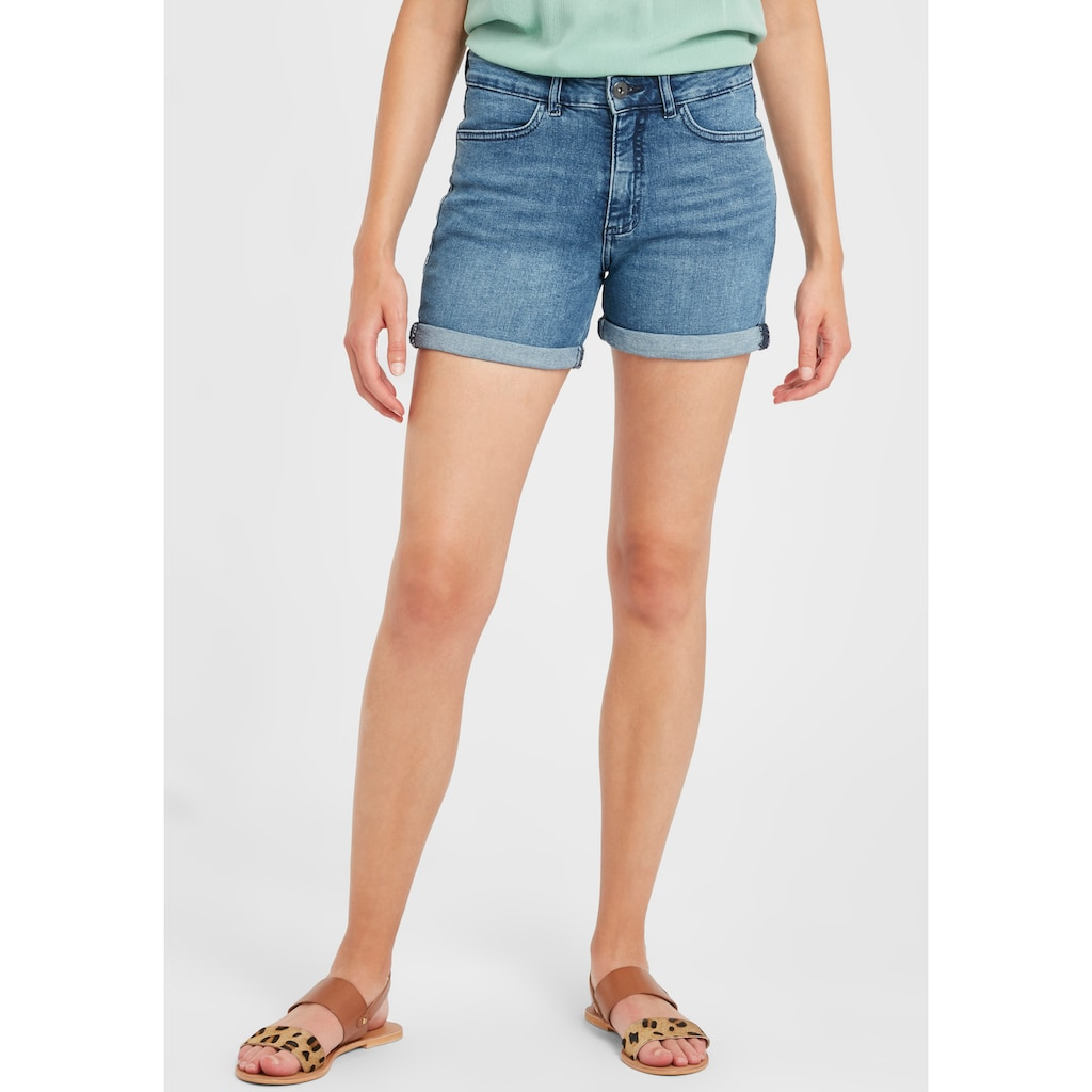 Ichi 5-Pocket-Jeans »IHTWIGGY SHO«, Jeansshorts