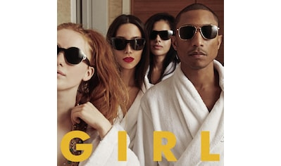 Musik-CD »G I R L / Williams,Pharrell« kaufen