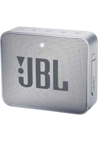 JBL »GO 2« Portable - Lautsprecher (Bluetooth, 3 Watt) kaufen