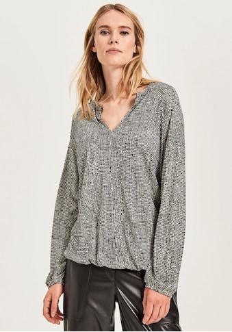 OPUS Blusenshirt »Sobama« kaufen